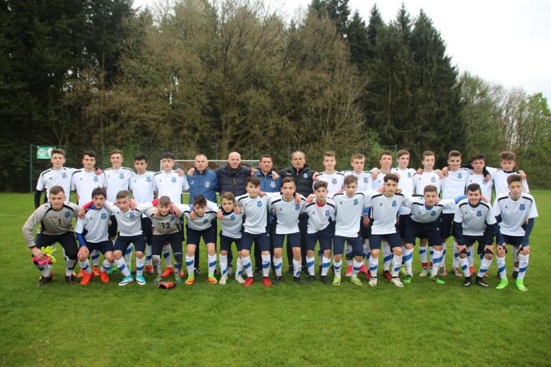 Kombëtarja U15 mban kamp treditor në Gjermani