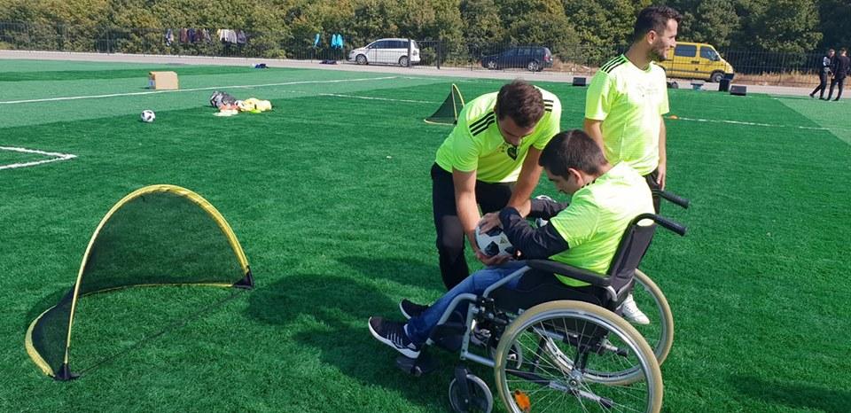 U mbajt seminari gjithë-përfshirës për lehtësimin e qasjes së personave me nevoja të veçanta në stadiume