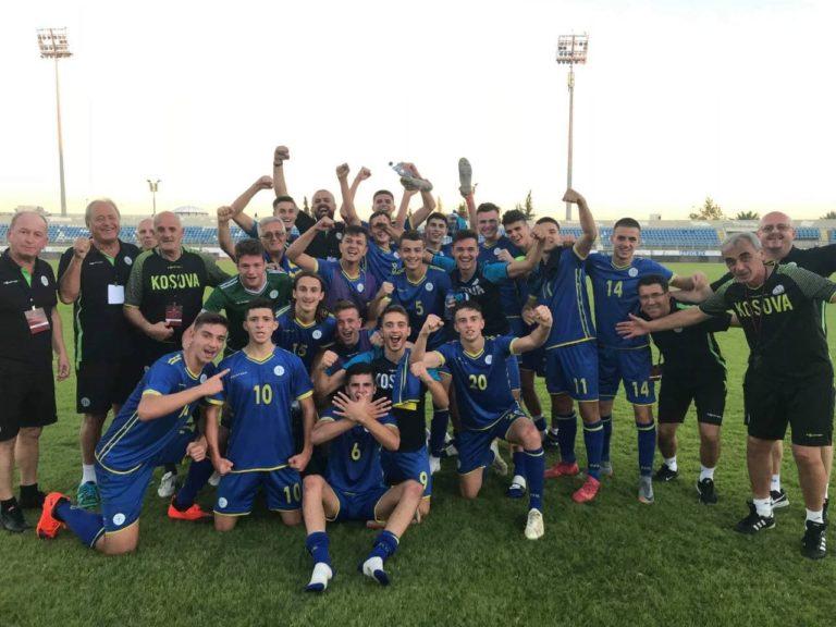Kombëtarja U17 e mposhti Zvicrën, gjasa të mëdha për kualifikim