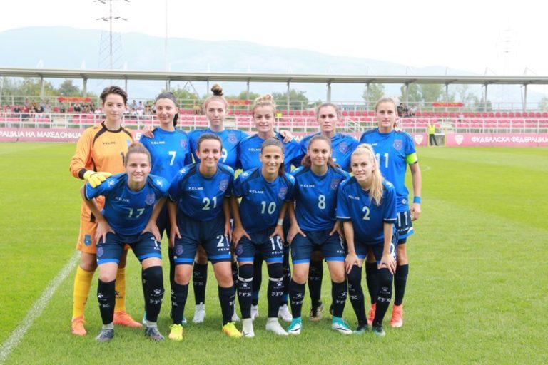 Kombëtarja A – femrat dy miqësore në Turqi