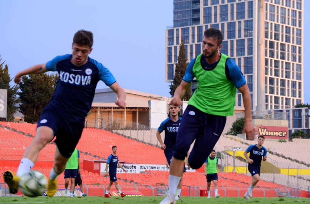 Kombëtarja U21 e gatshme për duelin me Izraelin