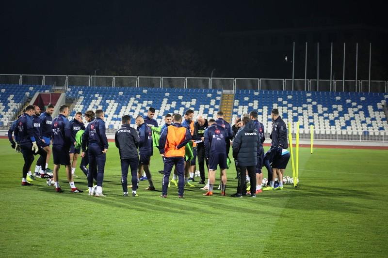 Kosova gati për sprovën kundër Maltës