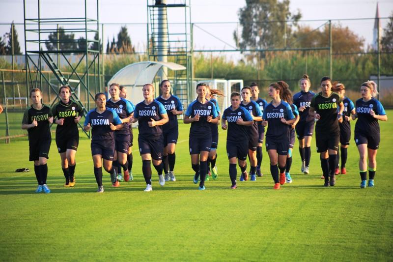 Futbollistet të përmbajtura para ndeshjes së nesërme me Ukrainen