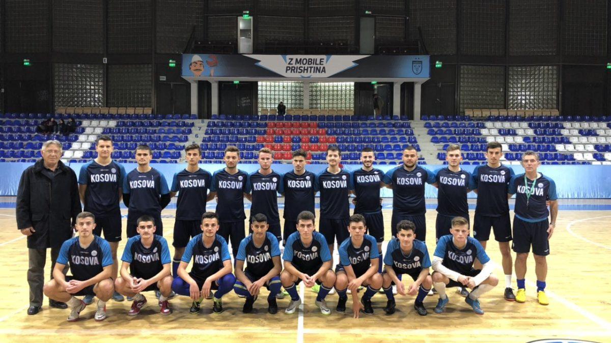 Grumbullohet për herë të parë Kombëtarja U19 në futsall
