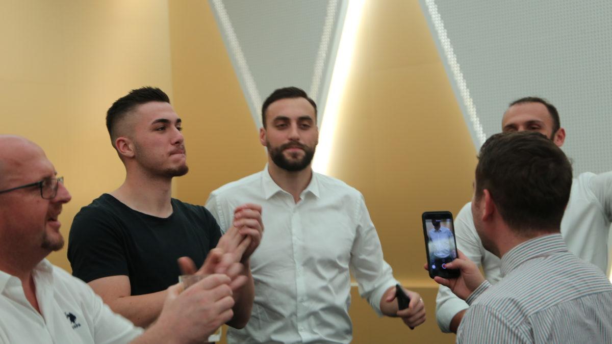 Suksesi i Kombëtares së Kosovës u festua deri në orët e hershme të mëngjesit