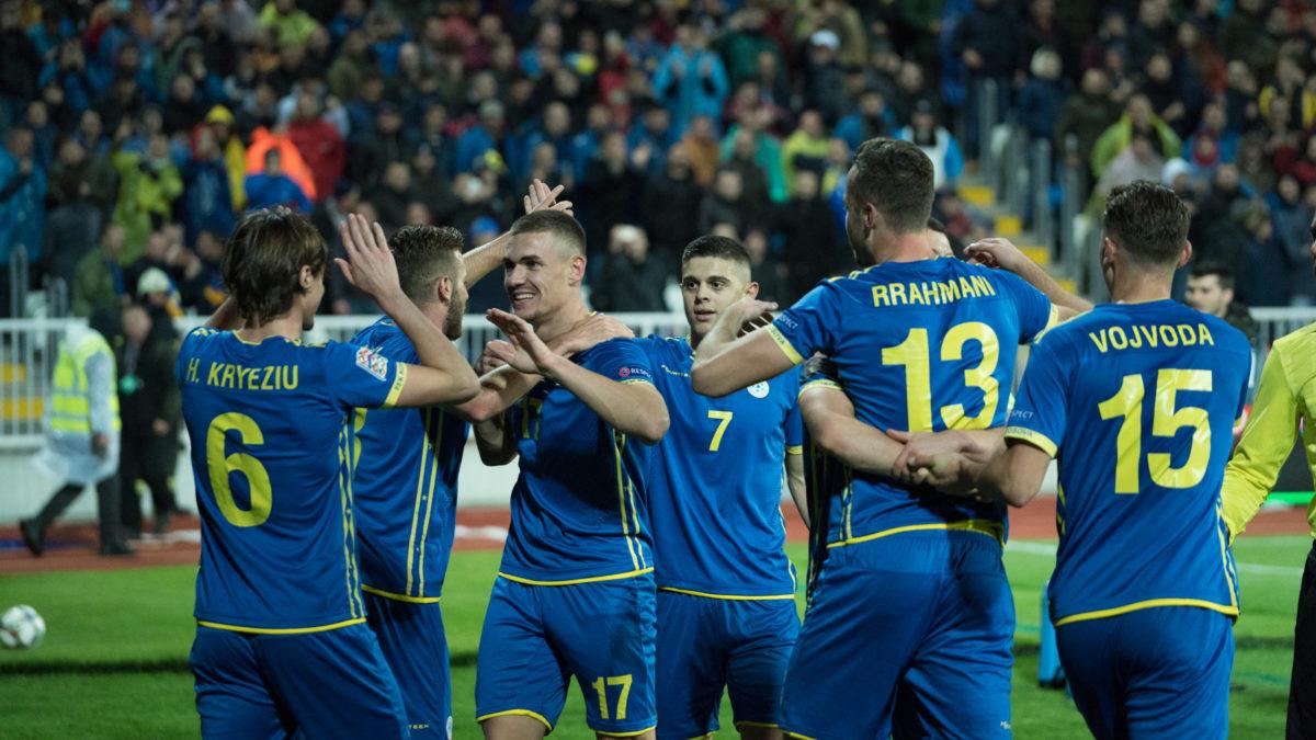 Kosova përparon 6 pozita në renditjen e FIFA-s