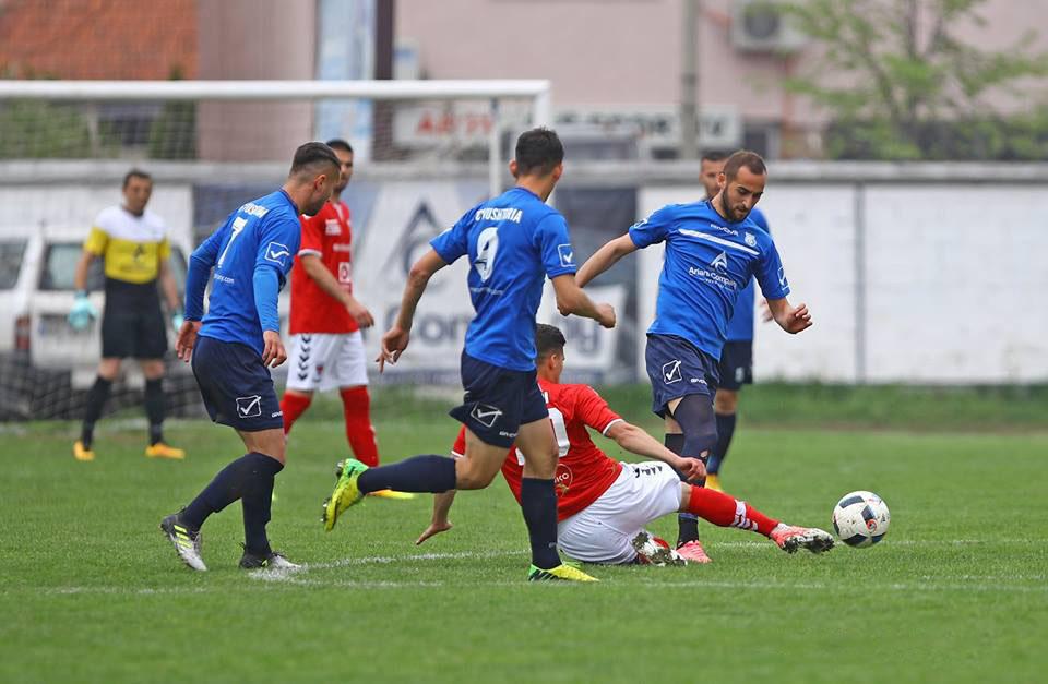 U zhvilluan katër ndeshje të Ligës së Parë