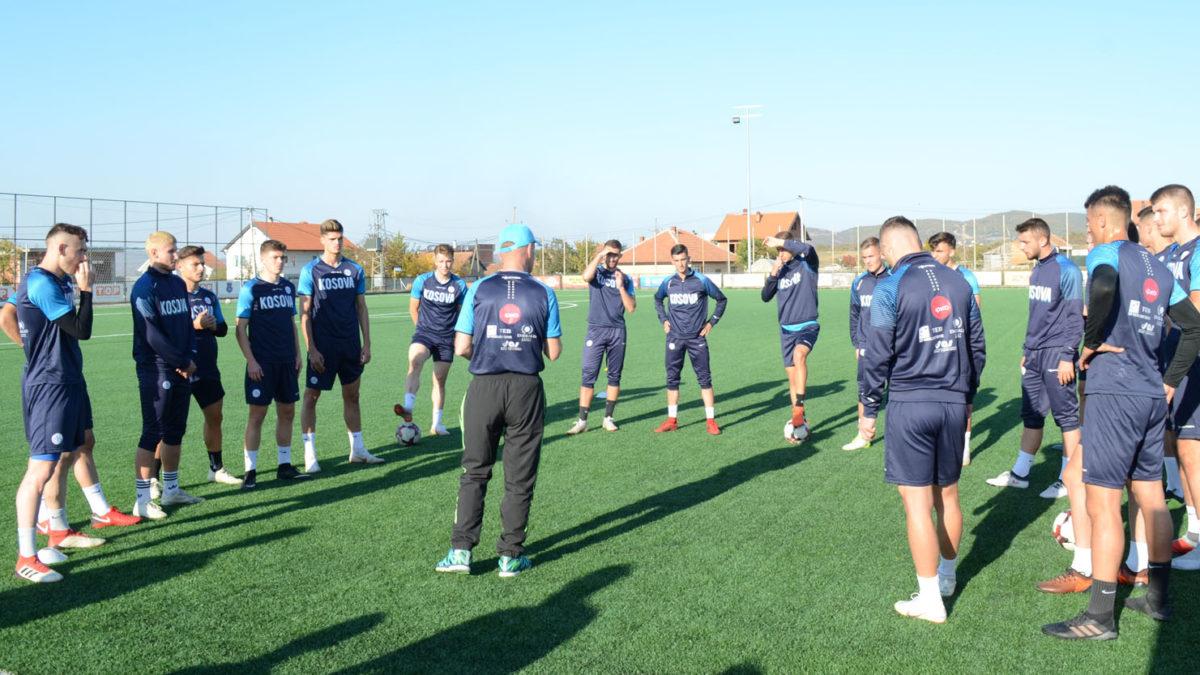 Kombëtarja U21 me kamp katër ditor në Durrës