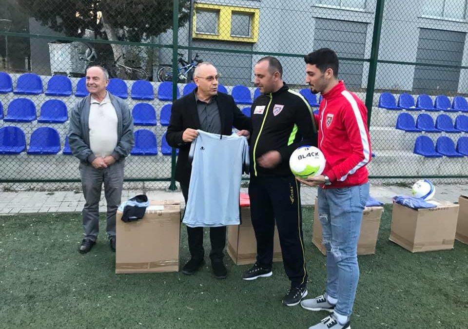Presidenti Ademi vazhdon projektin e mbështetjes për klubet e Ligës së Dytë