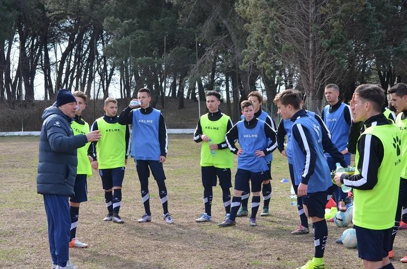 Kombëtarja U19, grumbullim me gjeneratën 2001