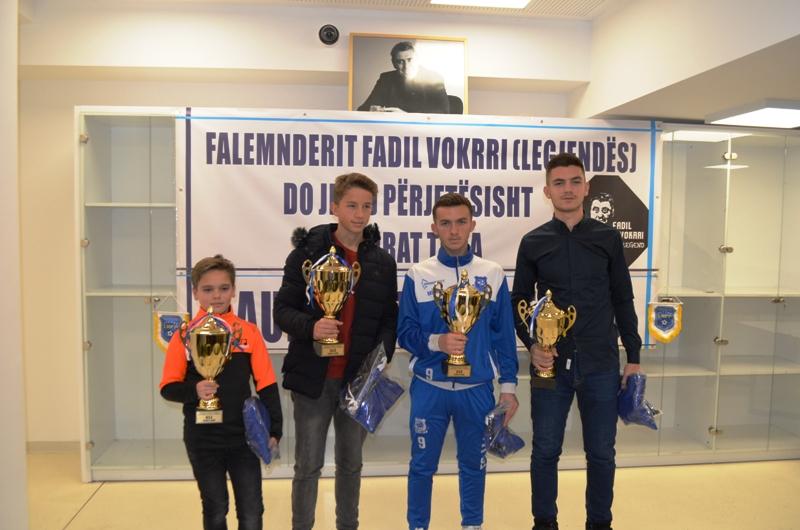 LRF e Prishtinës shpalli Laureatët e grup-moshave të reja për 2018