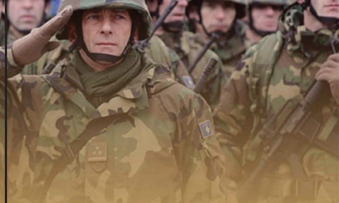 Presidenti Ademi uron krijimin e Ushtrisë