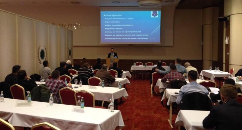 Një seminar shumë domethënës për klubet që mëtojnë garat evropiane