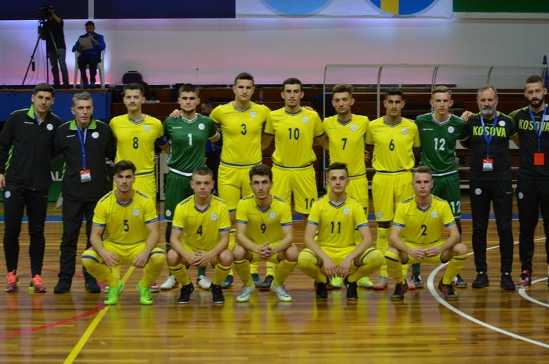 Kombëtarja U19 e shpartalloi San Marinon në futsall