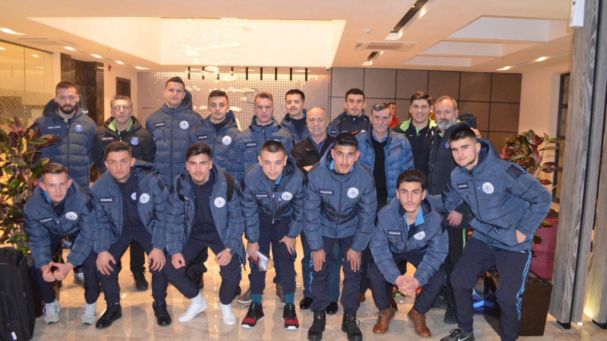 U-19 in futsal travels to San Marino