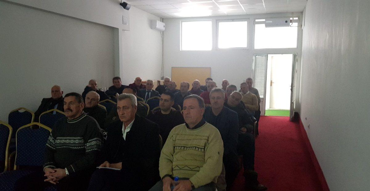 KG mbajti takim me delegatët e Ipko Superligës dhe Ligës së Parë