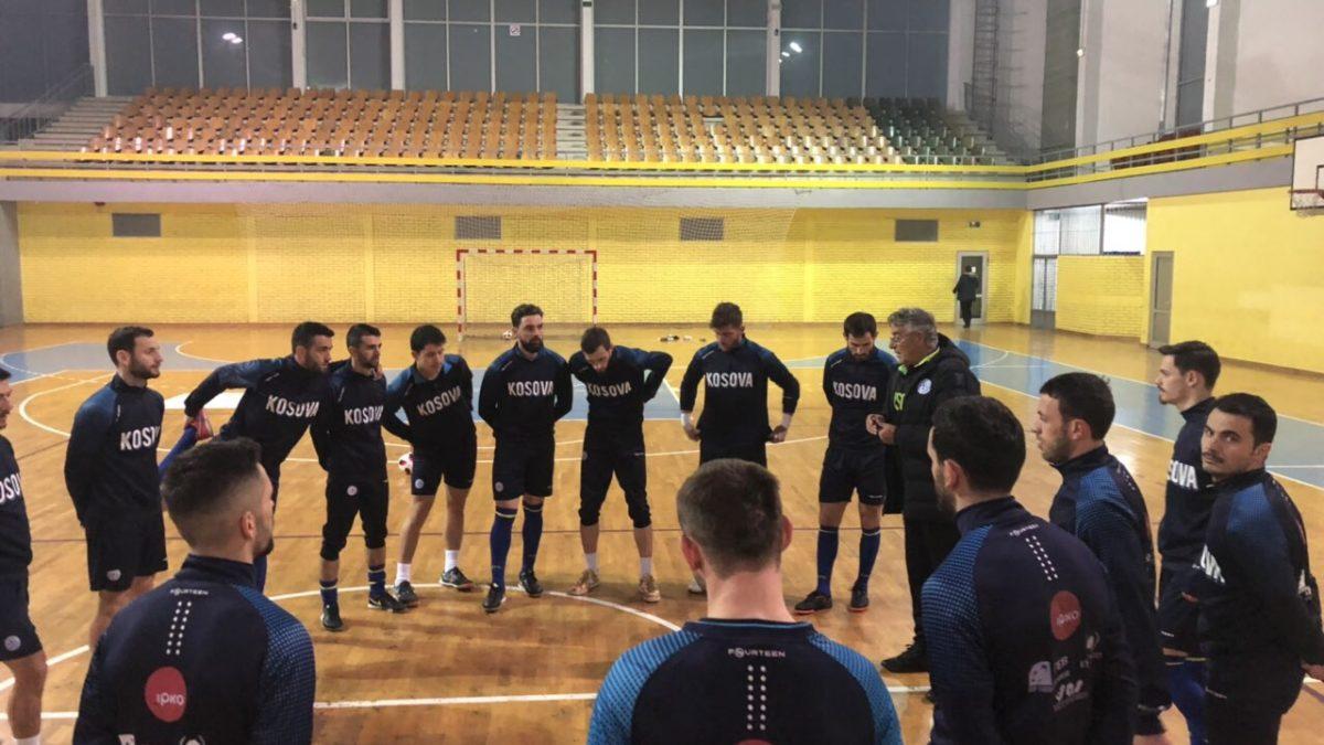 Kombëtarja A në futsall në Bjellorusi