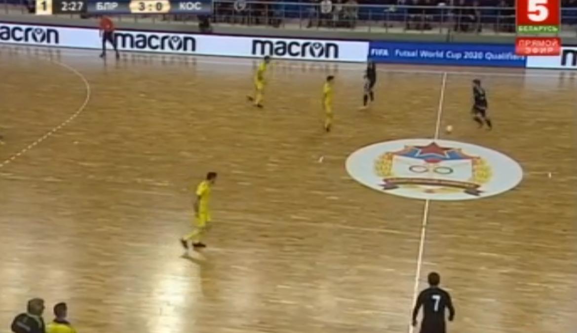 Bjellorusia u tregua më cilësore se Kosova në futsall