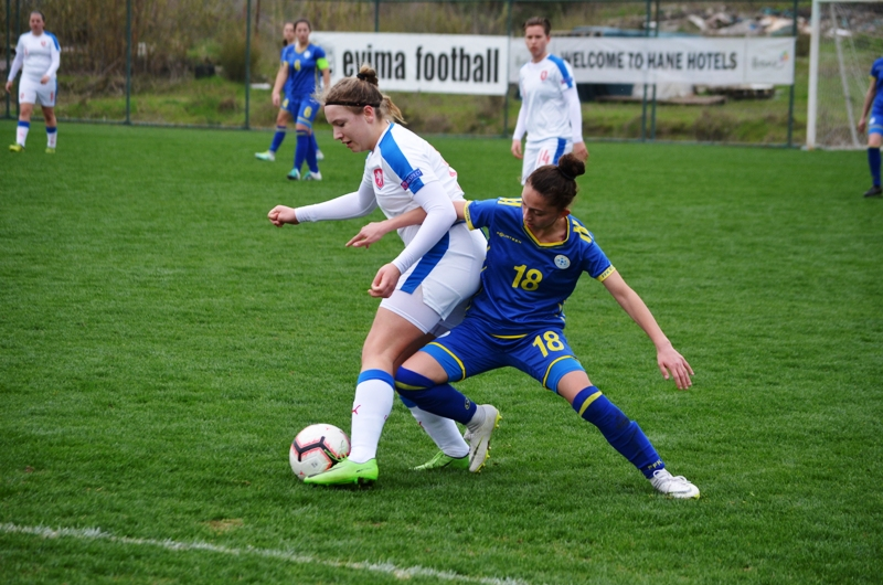 Femrat/Kombëtarja U19 pësoi humbje nga Çekia