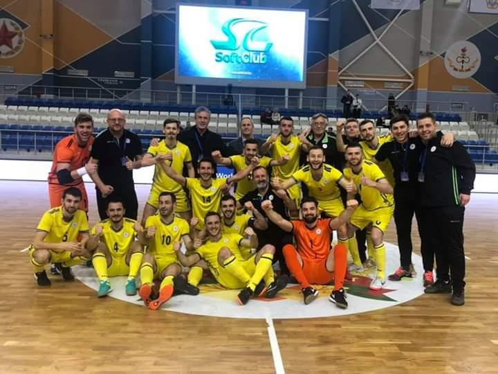 "Futsall/Kosova e mposhti Andorën, kualifikohet në ""Main Round"""