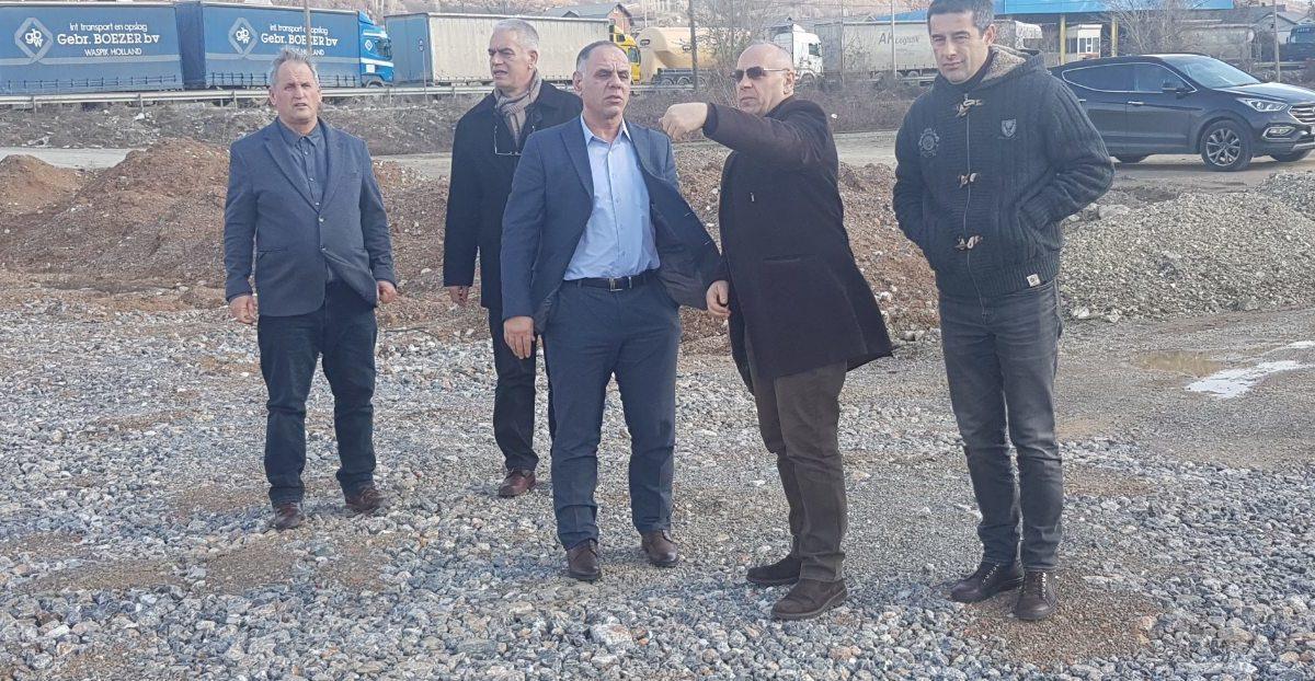 Presidenti Ademi vizitoi komunën e Hanit të Elezit