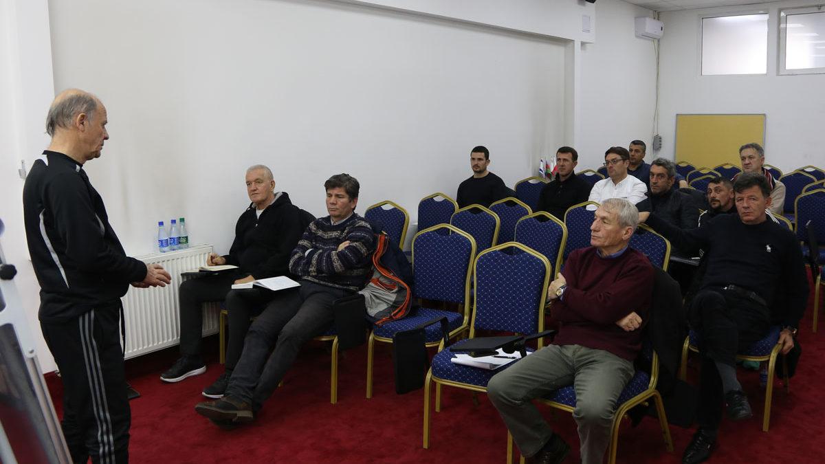 Më 25 shkurt mbahet seminari njëditor për trajnerë
