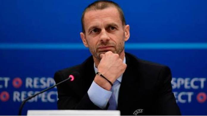 Çeferin falënderon presidentin Ademi për urimin me rastin e rizgjedhjes në krye të UEFA-s