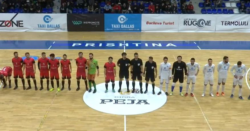 Liburni fitues i Kupës së Kosovës në futsall