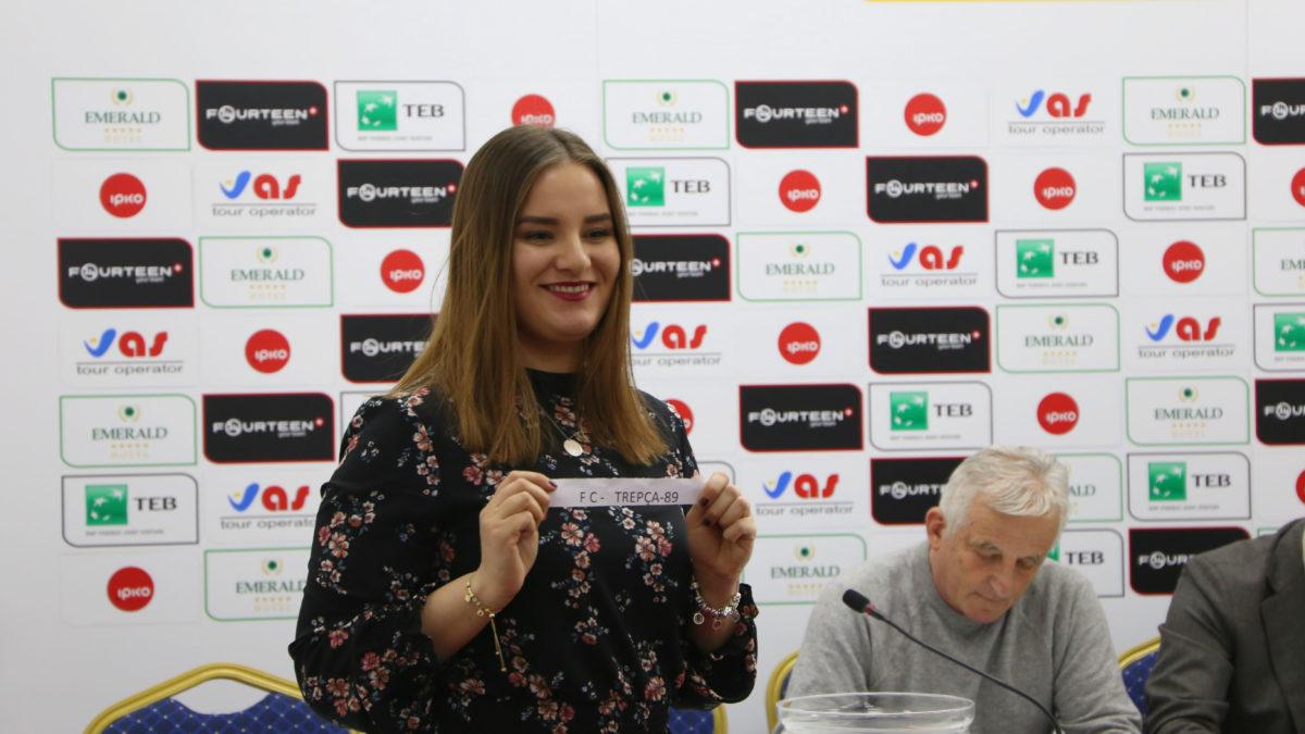 U hodh shorti për gjysmëfinalet e Digitalb Kupës së Kosovës