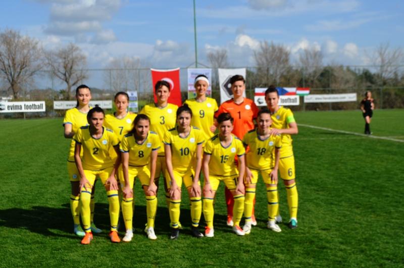 Me gjithë humbjen nga Polonia vashat e Kombëtares U19  treguan lojë të mirë