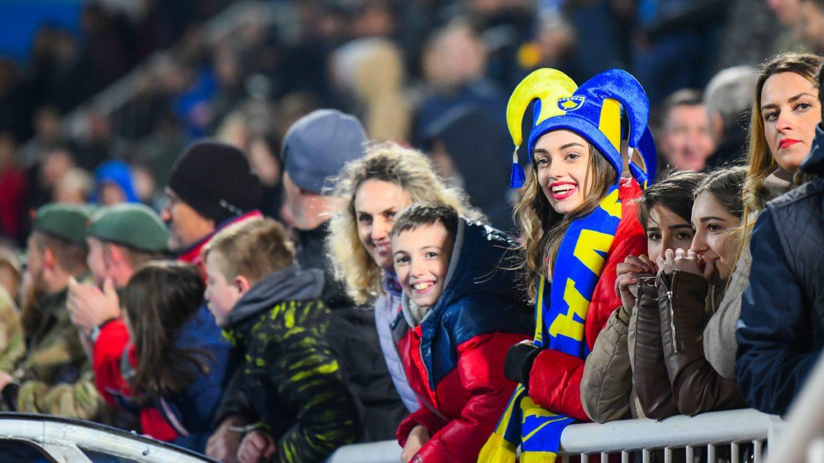 """Reportazhi i UEFA-s për Kosovën; """"Euro 2020, ne po vijmë!"""""""