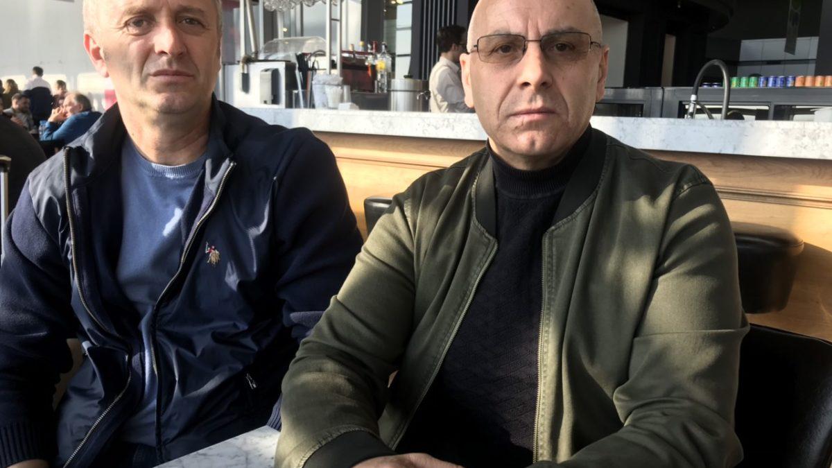 Krerët e FFK-së udhëtuan në Stamboll