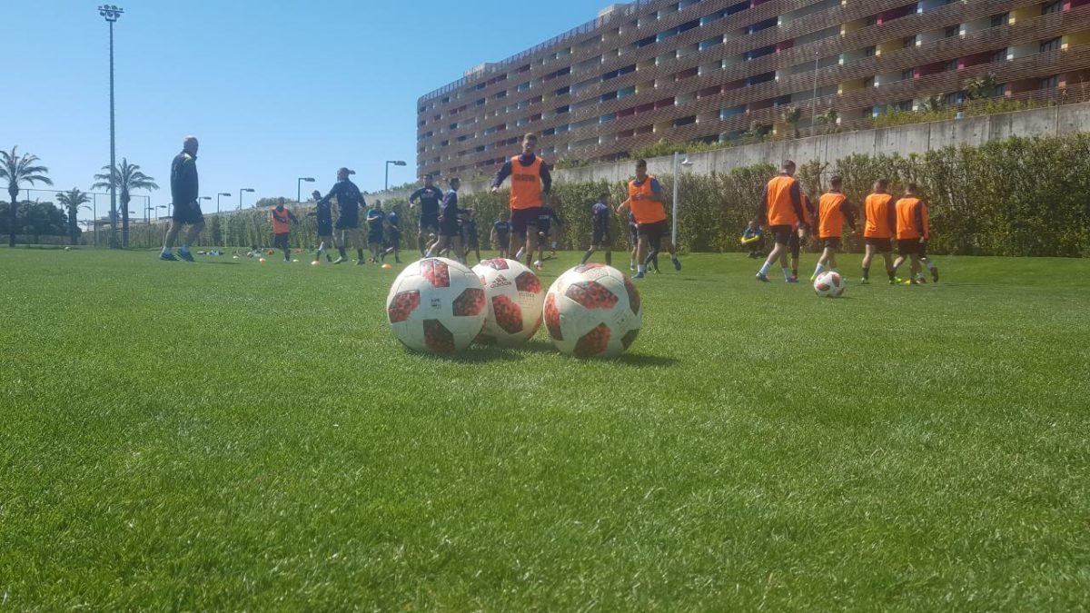 Kombëtarja U21 sot mbajti stërvitje rigjenerimi, nesër miqësorja me Maltën