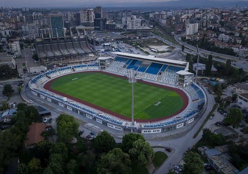 """Njoftim rreth veturave të parkuara afër stadiumit """"Fadil Vokrri"""""""