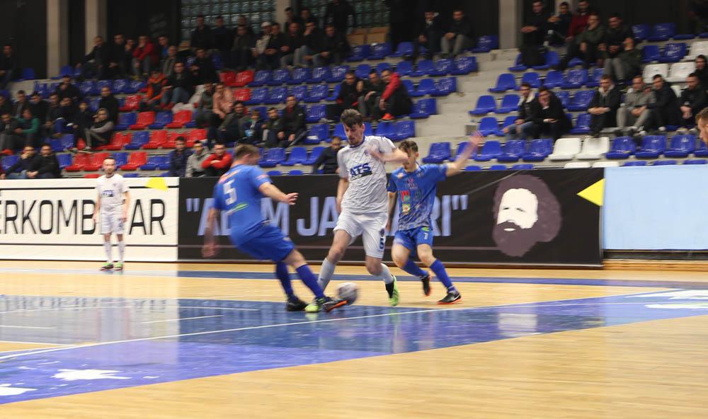 U zhvilluan ndeshjet e rrethit të dytë të kupës në futsall