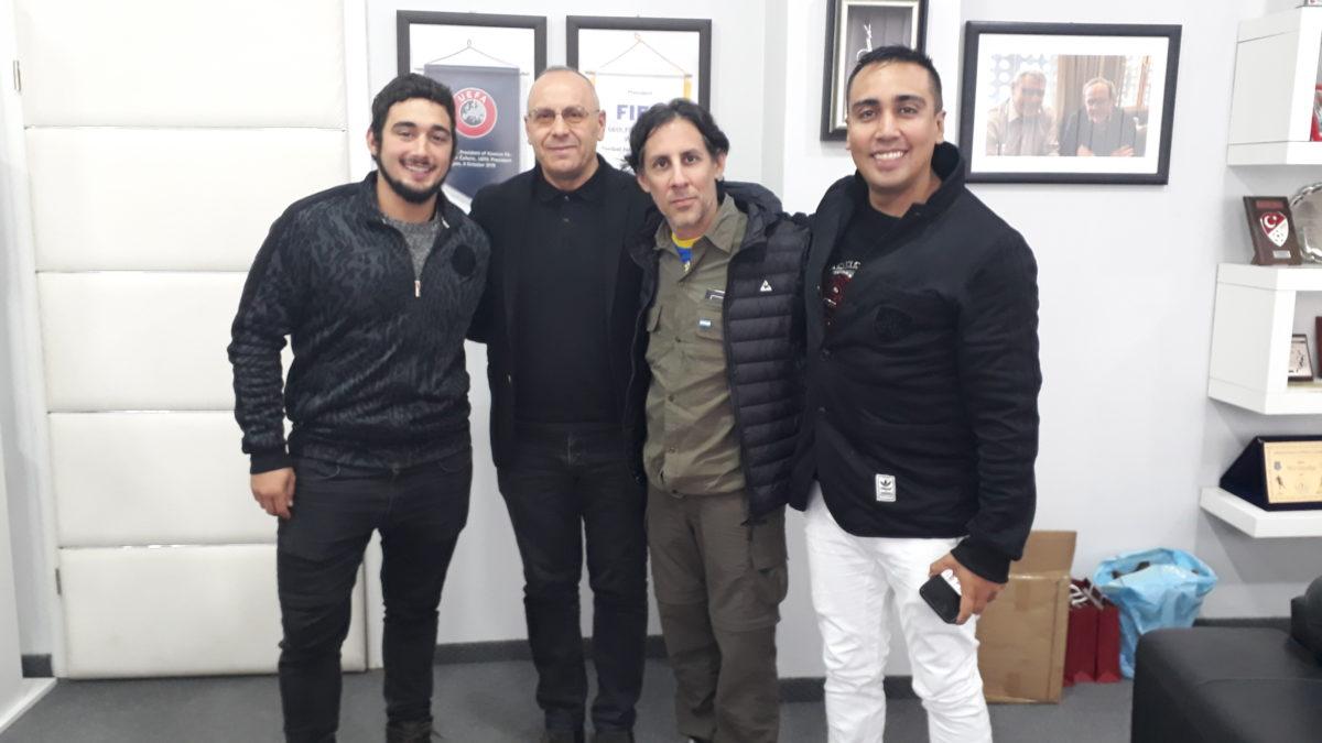 Gazetarët latino-amerikanë vizituan FFK-në
