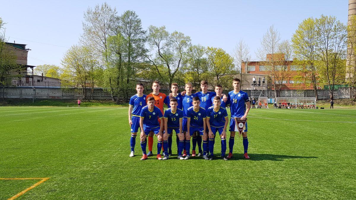 Kosova U17 realizoi fitoren e dytë në Letoni (Video)
