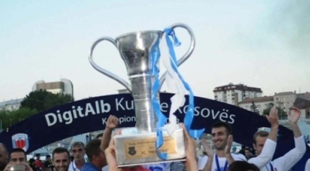 Finalja e Digitalb Kupës së Kosovës më 24 maj