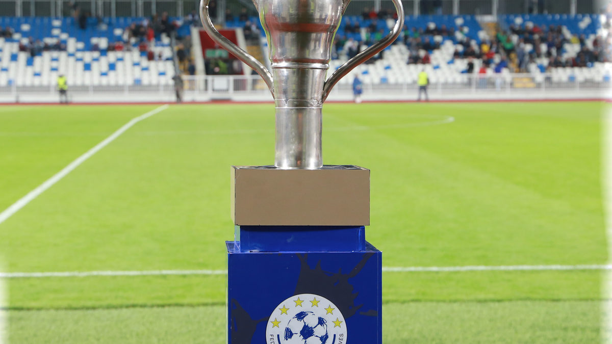 Orari i rrethit të 1/8 së finales së Digitalb Kupës së Kosovës