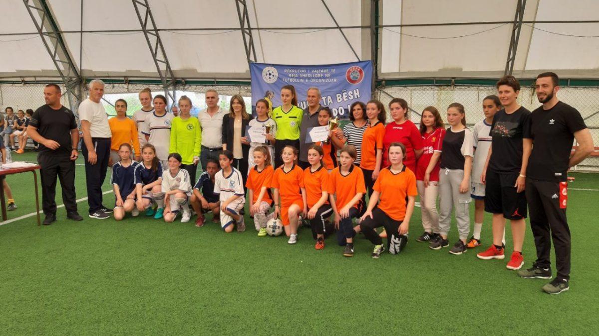Projekti rekrutimi i vajzave / Ferizaj, qytet me talente të shumta të futbollit