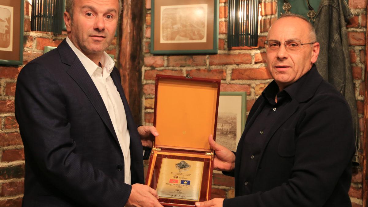 FF e Malit të Zi shtroi darkë për krerët e FFK-së