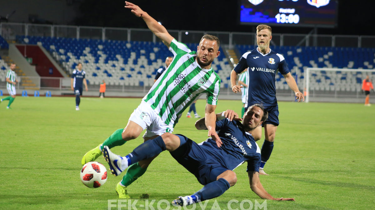 Feronikeli qualifies in the first stage of the Champions League qualifiers