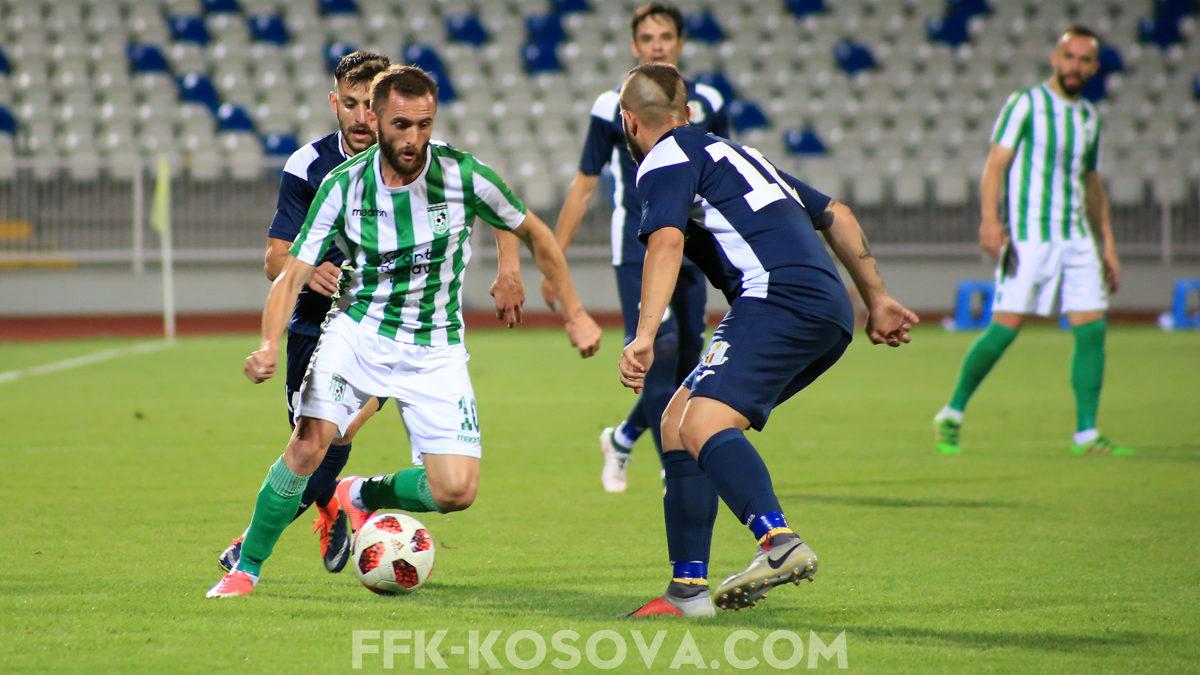 Feronikeli ia arrin qëllimit, kualifikohet në fazën e parë të kualifikimeve të Ligës së Kampionëve