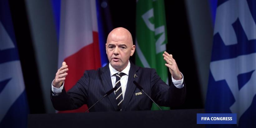 Letër urimi e presidentit Ademi për presidentin e FIFA-s, Gianni Infantino