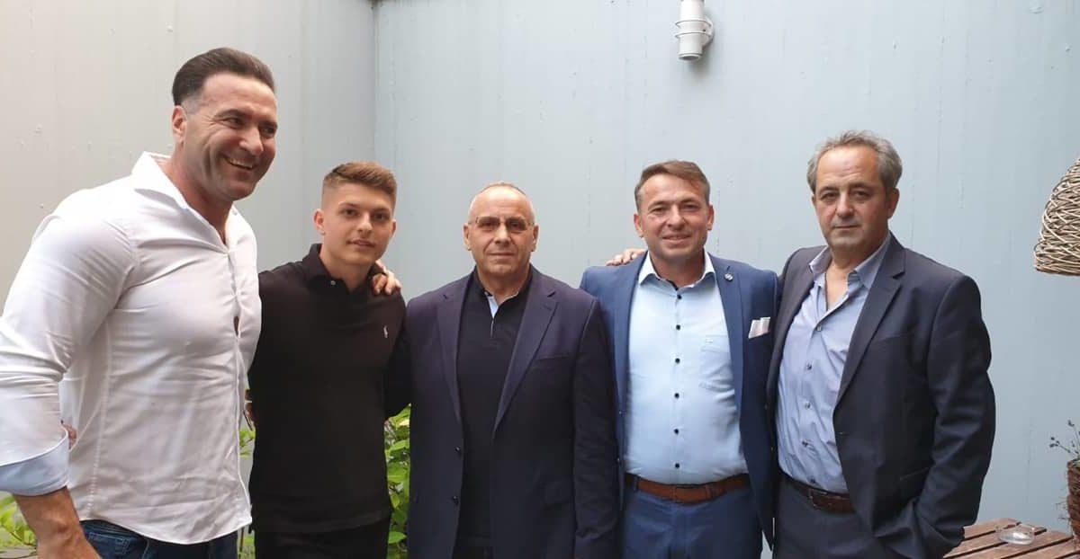 Florent Muslija i bashkohet Kosovës
