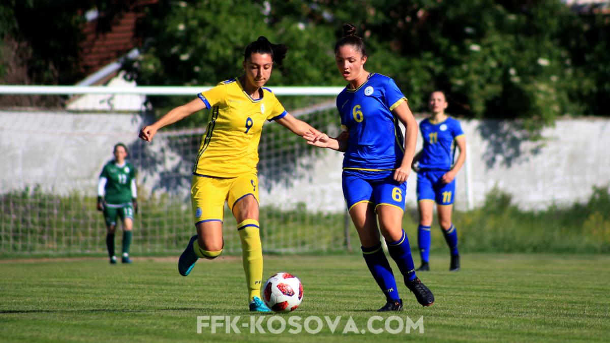 Kombëtarja e Kosovës (femrat) mbajti grumbullimin e fundit para nisjes së ciklit kualifikues