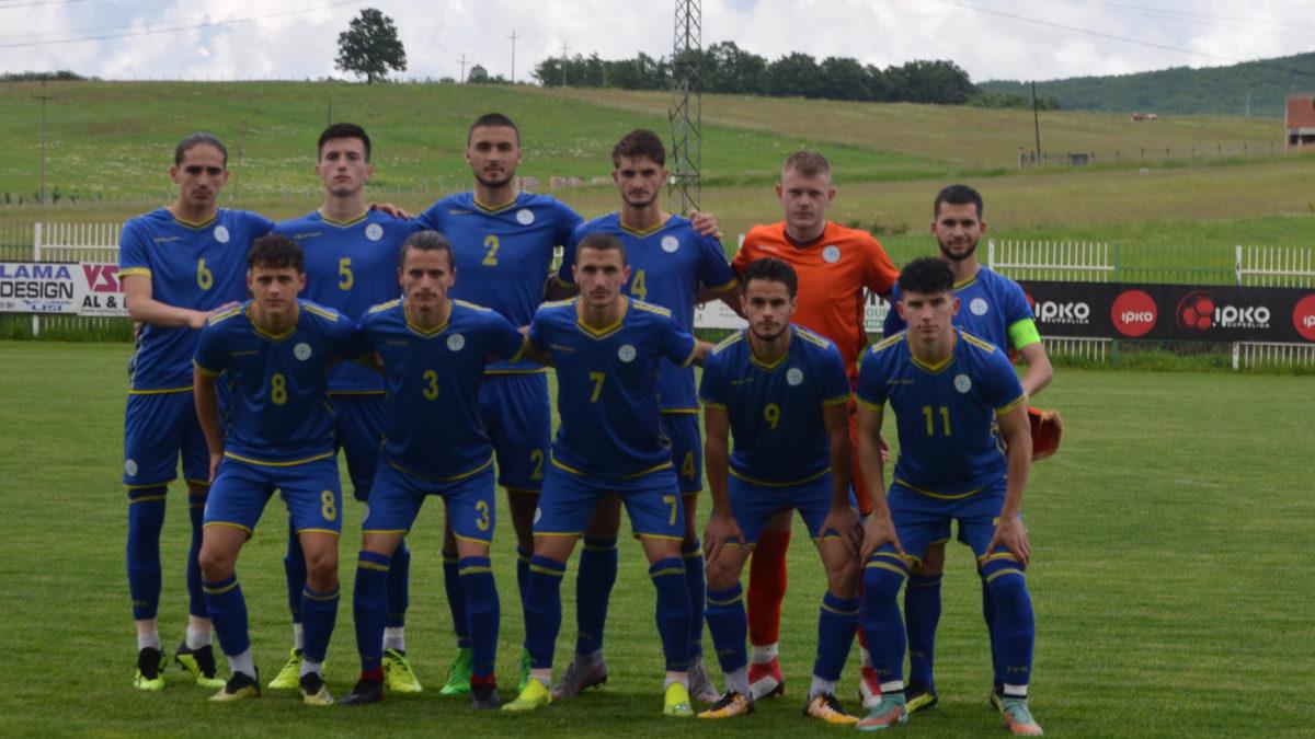 Kosova U19 pëson humbje në miqësoren e parë me Shqipërinë U19