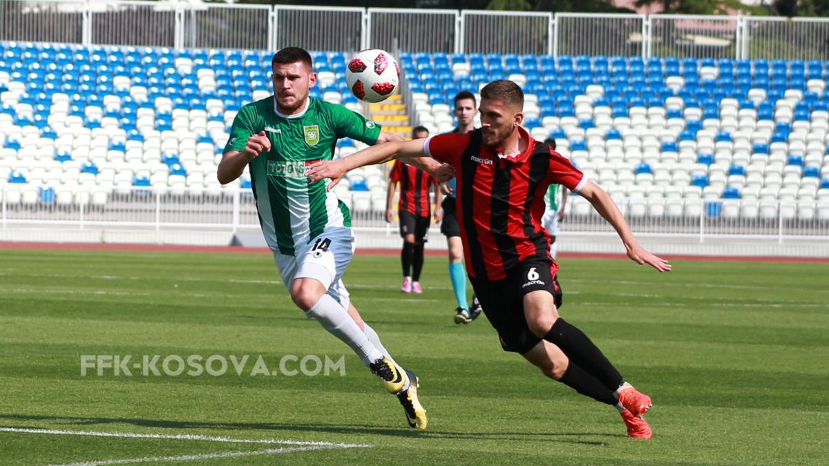 Trepça'89 vazhdon në Superligë, Vëllaznimi mbetet në Ligën e Parë