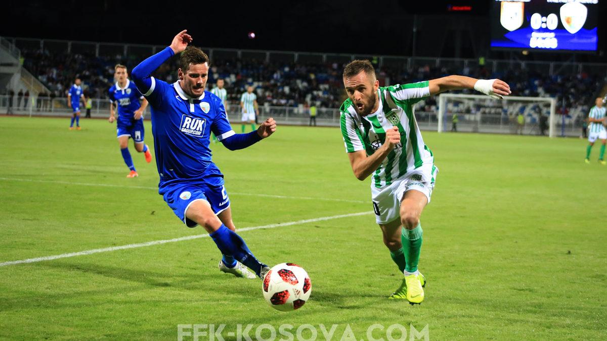 Feronikeli eliminohet nga The New Saints në Champions, vazhdon në Europa League