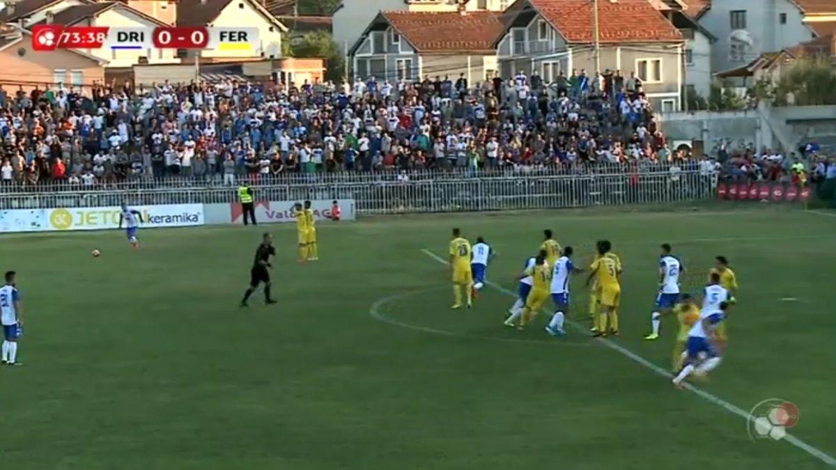 Trepça'89 e Ferizaj befasojnë dy skuadrat gjilanase, në Klinë pa fitues por me mysafirë të veçantë